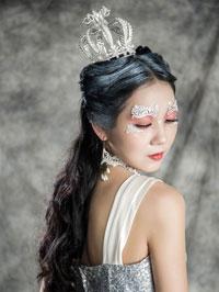 化妆培训作品展示