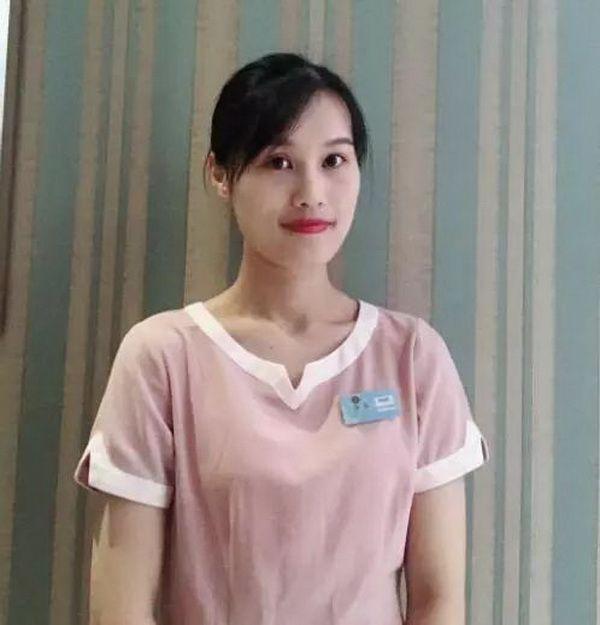 伊丽汇君珆花园店高级美容师:凌彩婷