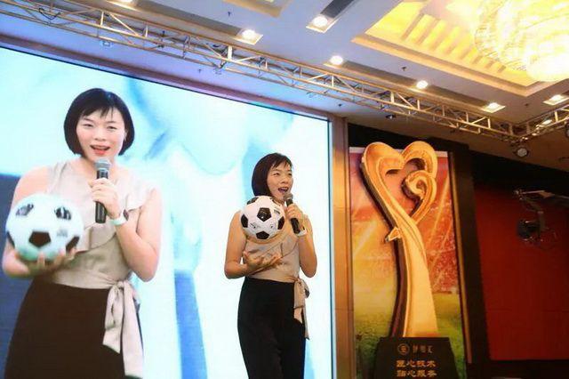 副总裁姚雯霏女士表示文化不仅给予客户有效的产品,更真实链接客户内心,彼此产生认同,从而互相信任。