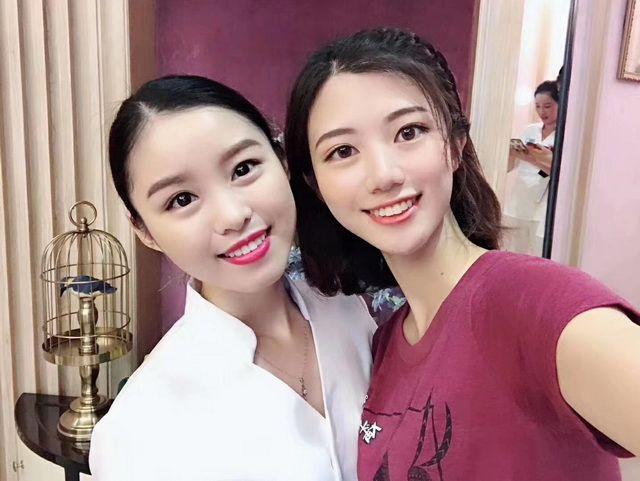 2018珠江小姐体验伊丽汇