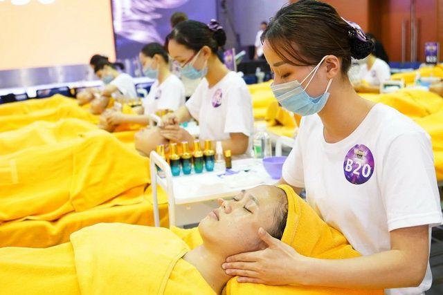 美容师考核专业技能:洁面、爽肤、润肤、皮肤分析、制定护理方案