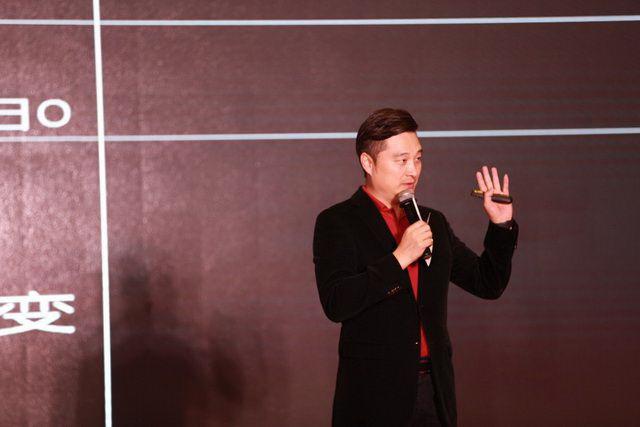 姚文峰先生在花城夜宴上致祝酒辞