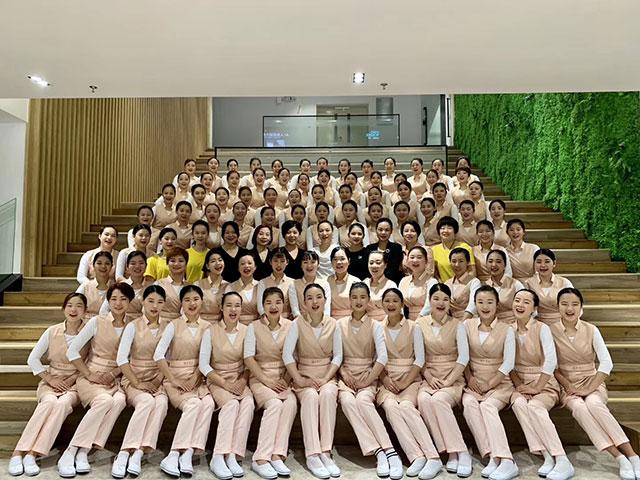 广州伊丽莎白化妆培训学校创业班